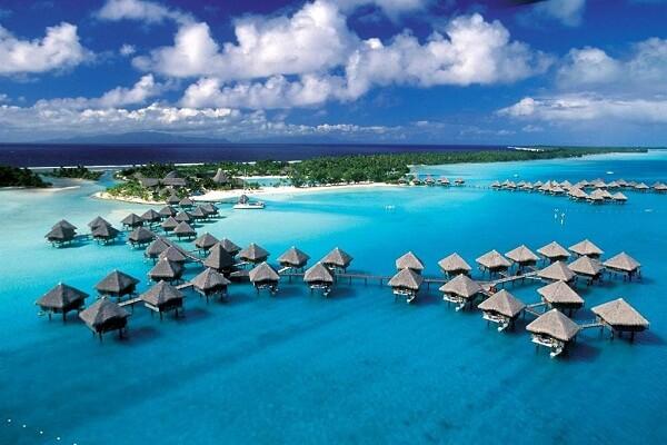 Le Meridien Resort – Bora Bora