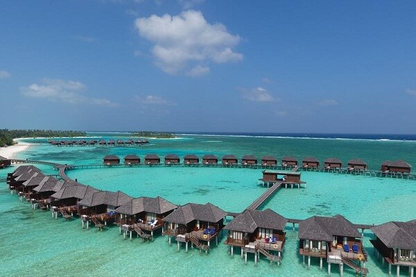 Olhuveli Beach Spa Maldives