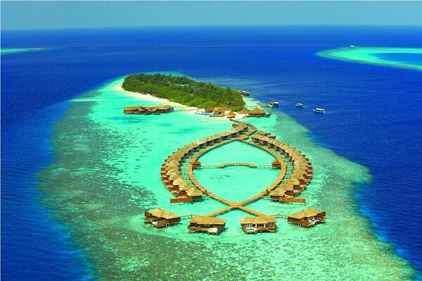 Lily Beach Resort And Spa, Maldives