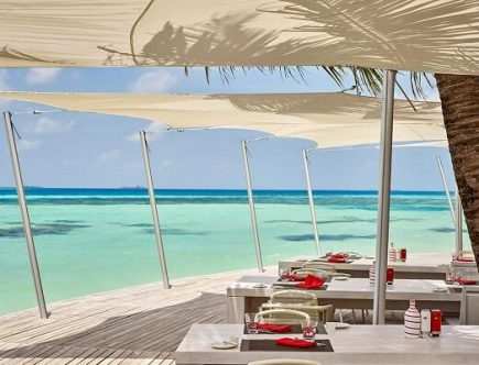 Lux South Ari Atoll Maldives Beach