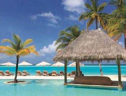 Ocean View at Gili Lankanfushi Maldives