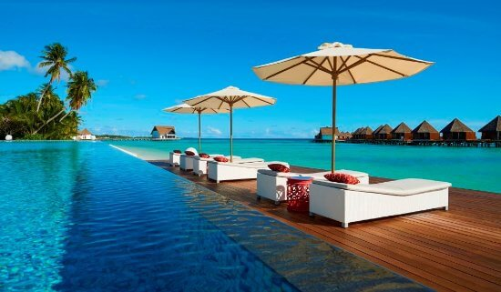 Mercure Kooddoo Resort, Maldives