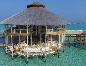 Overwater Bungalow at Soneva Jani Maldives