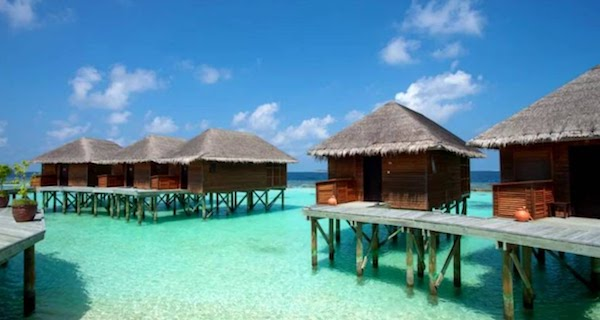 Water Villas @ Vakarufalhi Island Resort