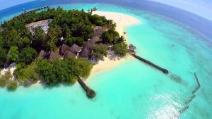 Aerial View @ Thulhagiri Island Resort and Spa Maldives