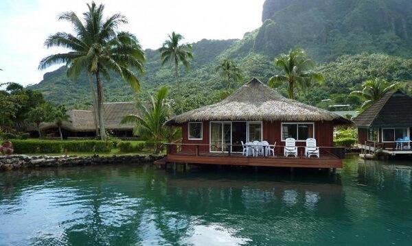 Aimeo Lodge – Moorea