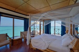 Sea Facing Villa @ Thulhagiri Island Resort Maldives
