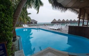 Swimming Pool @ Thulhagiri Island Resort Maldives