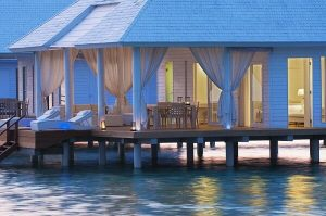 Sea Villa @ Diamonds Athuruga Beach Resort Maldives