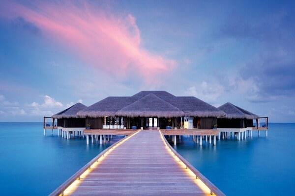 Overwater Bungalows @ Velaa Private Island Resort Maldives