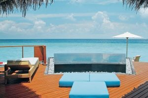 Best View @ Constance Halaveli Resort Maldives