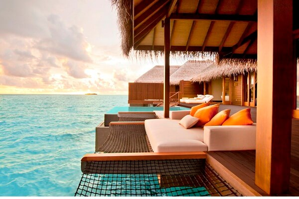 Ayada Maldives Reviews Booking Water Villa Prices Food