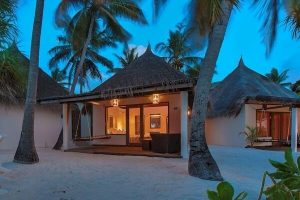 Villa @ Angaga Island Resort, Maldives