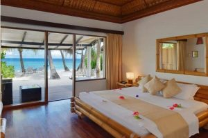 Superior Beach Bungalow @ Angaga Island Resort, Maldives