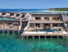 The St. Regis Maldives Vommuli Resort