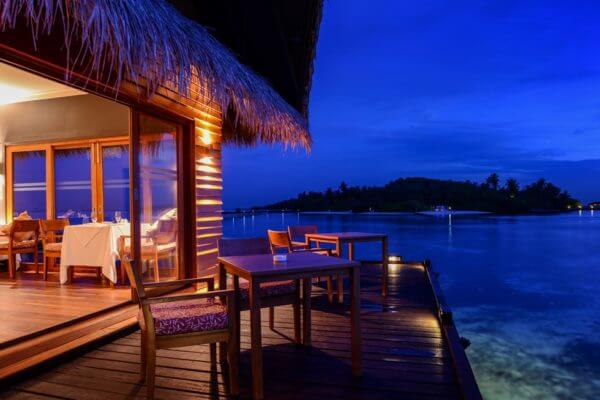 Adaaran Prestige Ocean Villas Resort all inclusive