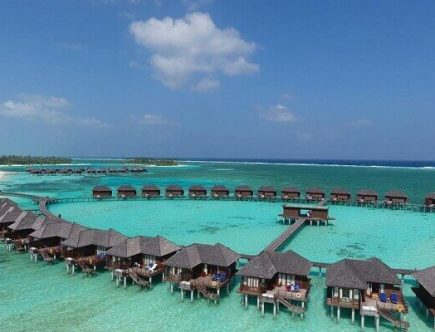 Cheapest Overwater Bungalows in the Maldives