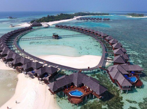 Olhuveli Beach Resort Maldives