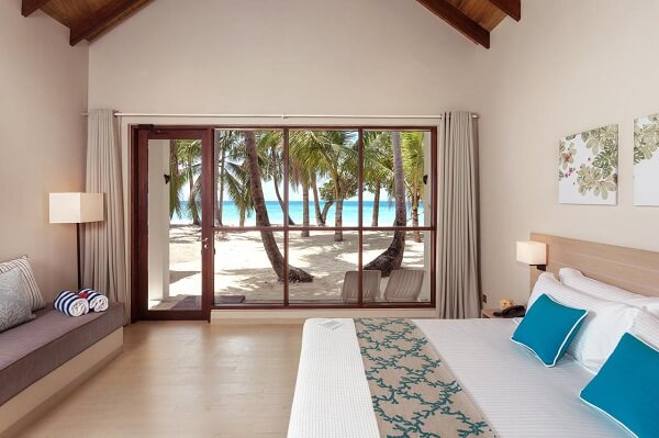 Beach Villa at Malahini Kuda Bandos Maldives