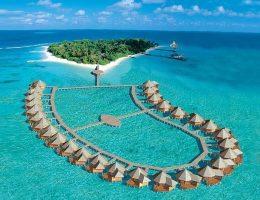Beautiful Island Resort in Maldives