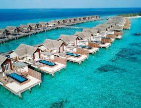 Hotel Fairmont Maldives - Sirru Fen Fushi