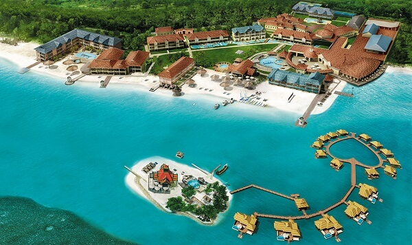 Sandals Royal Caribbean Resort Montego Bay