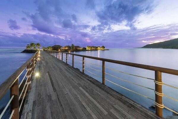 Aga Reef Resort – Samoa