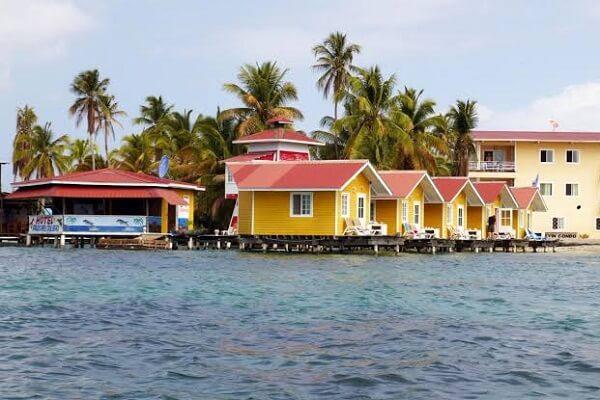 El Faro del Colibri – Bocas del Toro Panama