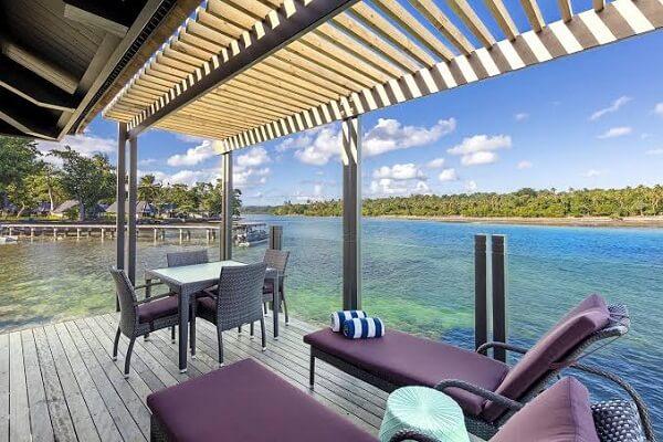 Warwick Le Lagon Resort Vanuatu