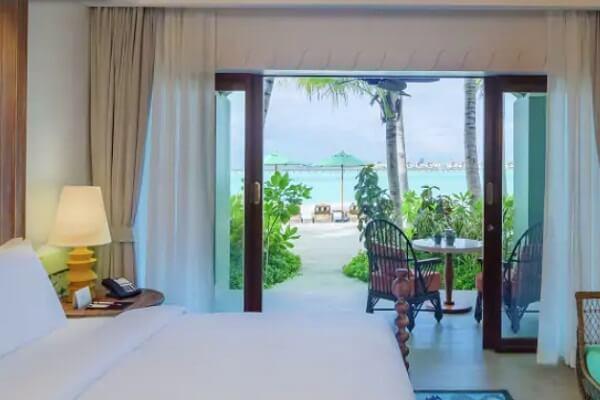SAii Lagoon Maldives Curio Collection by Hilton