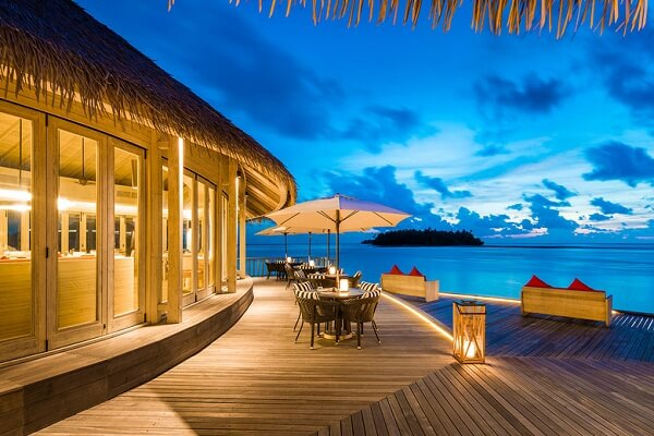 COMO Maalifushi Maldives Resort