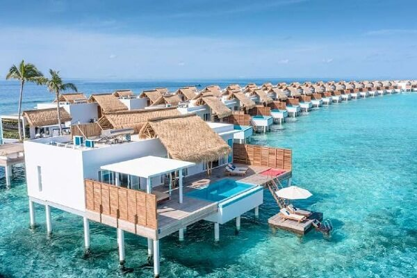 Emerald Maldives Resort & Spa Deluxe All Inclusive