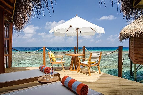 Mirihi Island Resort Mandhoo