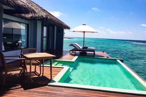 Noku Maldives Manadhoo Resort