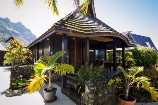 Oa Oa Lodge Bora Bora