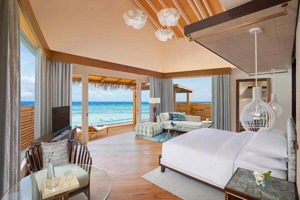 JW Marriott Maldives Resort and Spa
