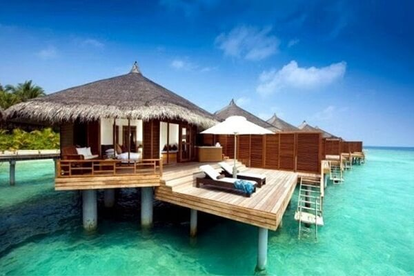 Kuramathi Maldives Resort