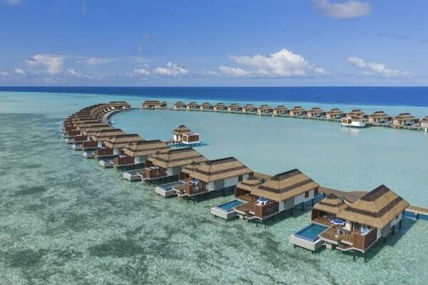Pullman Maldives All-Inclusive Resort