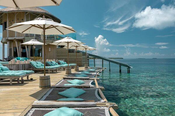 Soneva Fushi Resort Maldives