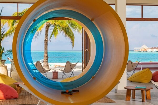 The Standard Huruvalhi Maldives Resort