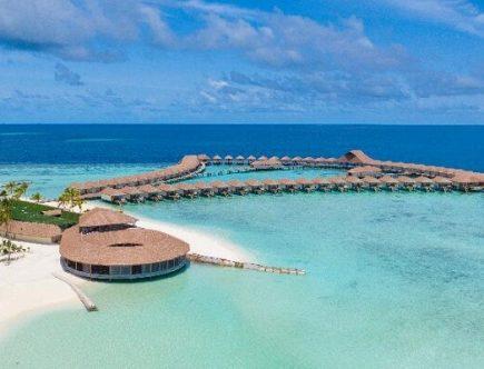 Cinnamon Velifushi Maldives Resort